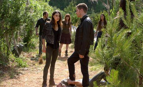 Hayley and Klaus - The Originals Season 2 Episode 2