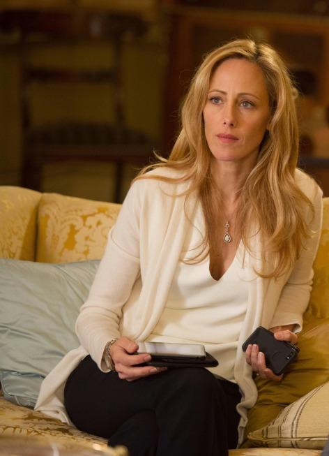Kim Raver Returns as Audrey Heller