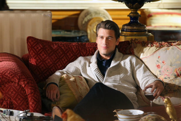 Nick Zano on 90210
