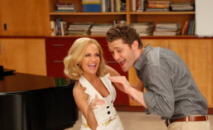 Matthew Morrison on Glee Storylines, Scripts: Written on the Spot!