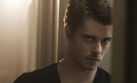 Luke Mitchell as Lincoln Campbell - Agents of S.H.I.E.L.D.