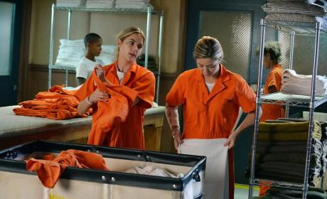 Prison Buddies - Pretty Little Liars