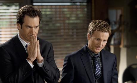 Franklin & Bash Review: Taking a Shot
