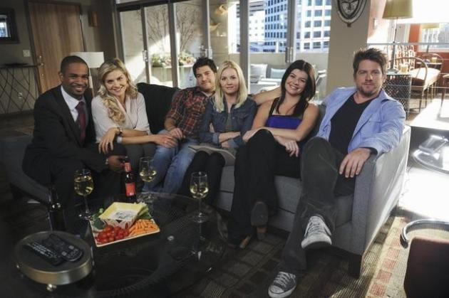 Happy Endings Cast Pic