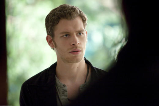 Klaus at the Door