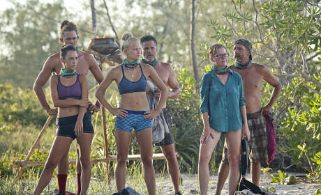 A Gut Wrenching Challenge - Survivor