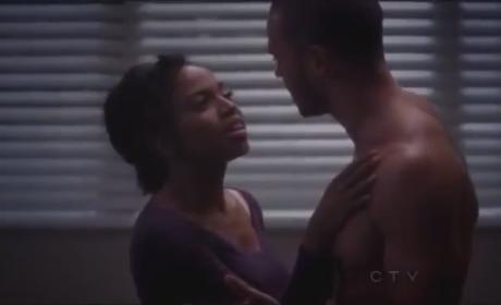 Grey's Anatomy 'Walking on a Dream' Clip - Jackson & Stephanie