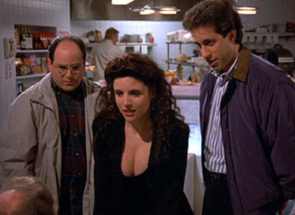 Watch Seinfeld Season 4 Episode 16 Online