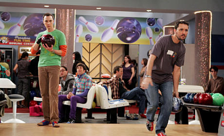 Wil Wheaton Bowling