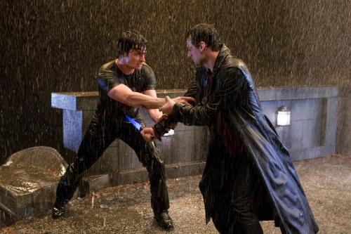 Battle in the Rain