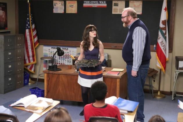 Jess in Class