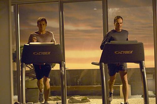 Treadmill Action
