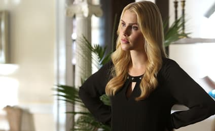 Claire Holt Teases Battle with Esther, Midseason Finale of The Originals