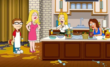 The Cooking Show - American Dad