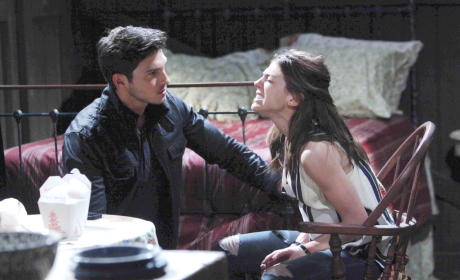 Abigail Fears For the Baby - Days of Our Lives