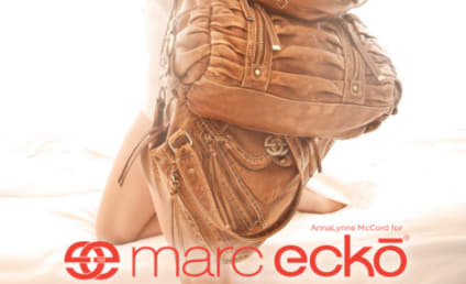 AnnaLynne McCord Gets Naked for Marc Ecko