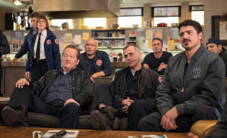 Keeping Him Close - Chicago Fire