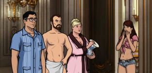 Archer Review: Outlaw Country in San Marcos