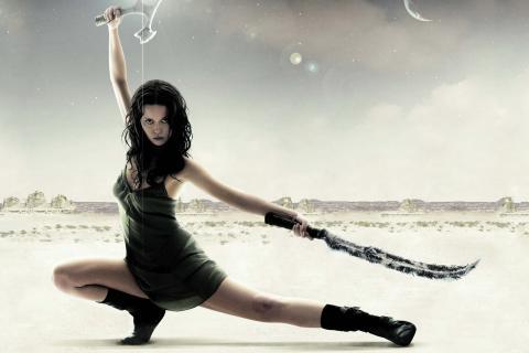 Summer Glau (River Tam) - Firefly