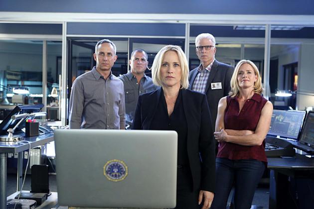 Patricia Arquette on CSI