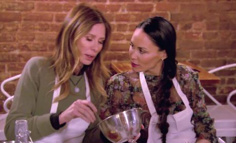 Pizza Party - The Real Housewives of New York City