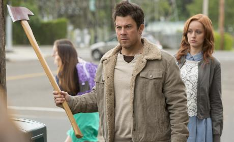 The Librarians Season 1 Episode 6 Review: And the Fables of Doom