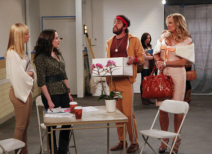 Watch 2 Broke Girls Season 2 Episode 9 Online