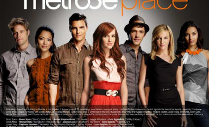 Melrose Place: First Season Poster