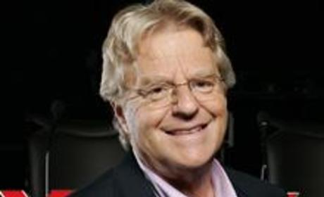Jerry Springer on America's Got Talent: The TV Guide Interview