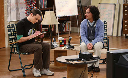 """The Big Bang Theory Review: """"The Staircase Implementation"""""""