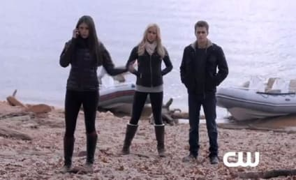 Vampire Diaries Sneak Peek: Caroline to the Rescue?