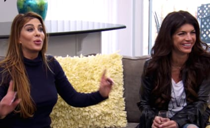 Watch The Real Housewives of New Jersey Online: Spa-cation