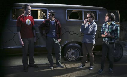 Watch The Big Bang Theory Online: Season 9 Episode 3
