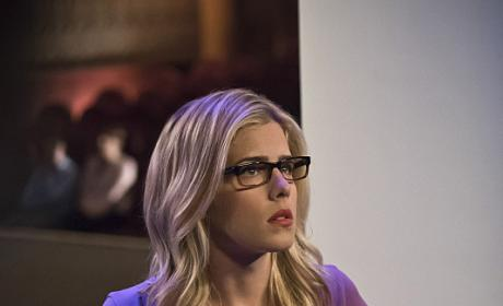 Nice Dress - Arrow Season 4 Episode 14