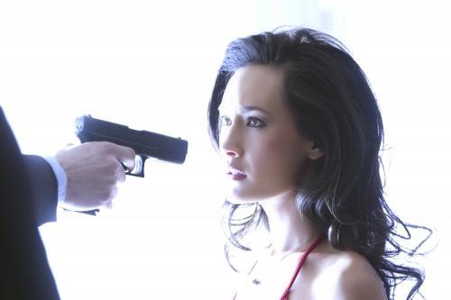 Nikita at Gunpoint