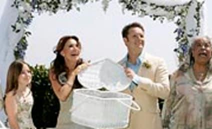 Mark Burnett, Roma Downey Get Married in Malibu