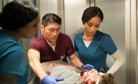 Chicago Med Season 1 Episode 7 Review: Saints