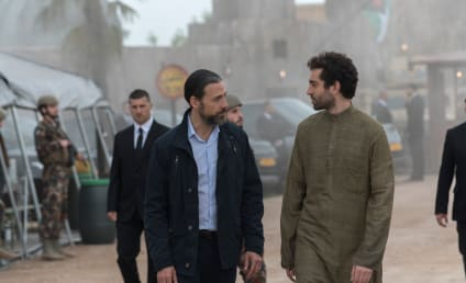 Tyrant Season 3 Episode 5 Review: A Rock and a Hard Place