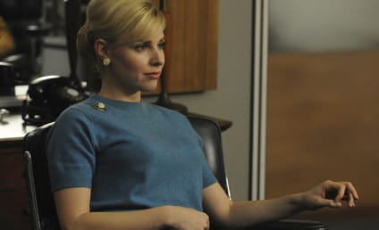 Cara Buono Dishes on Mad Men Character