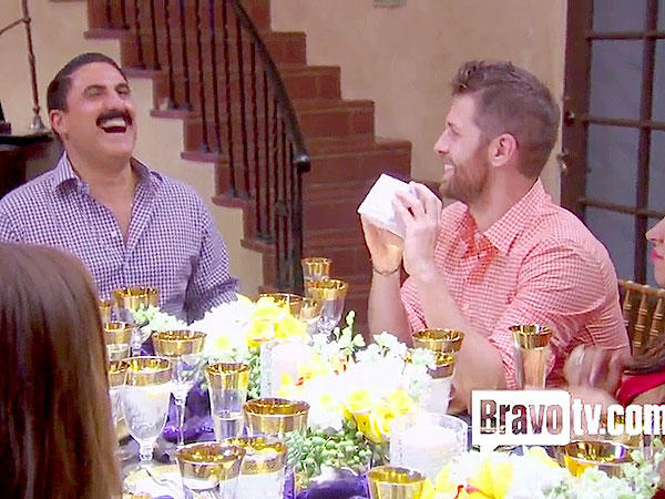 Reza Farahan and Adam Neely