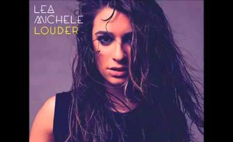 "Lea Michele Previews ""Cannonball"""