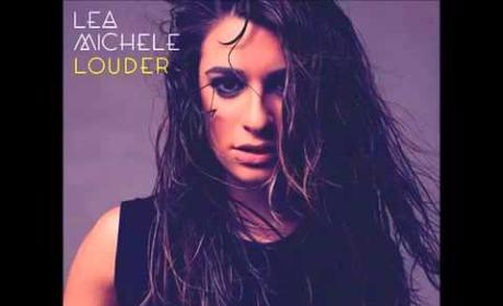 """Lea Michele Previews """"Cannonball"""""""