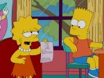 Lisa Catches Bart