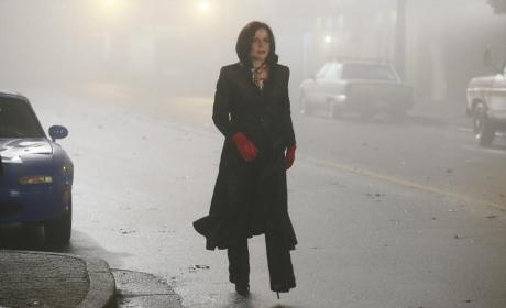 Regina's Red Gloves