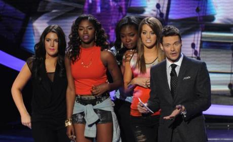 American Idol Results: A Surprise Ending