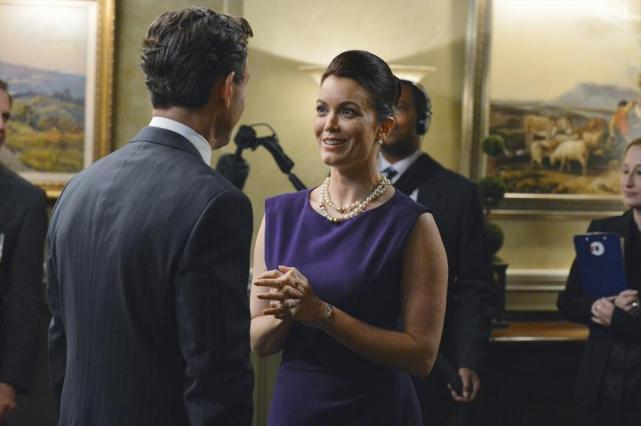 Mellie Has an Affair