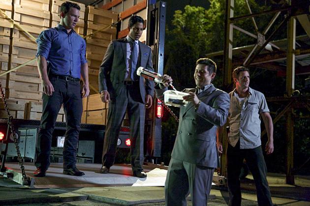 Preston & Terry - Reckless Season 1 Episode 8