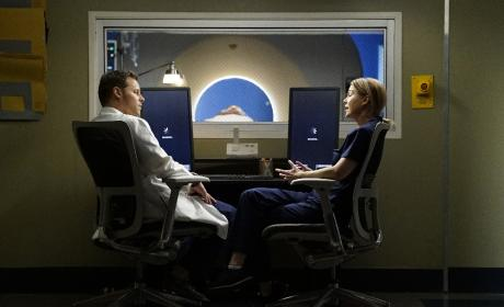 "Grey's Anatomy ""At Last"""