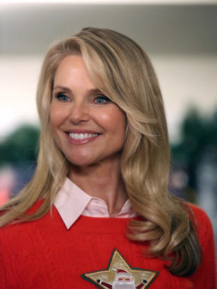 Christie Brinkley on Parks and Recreation