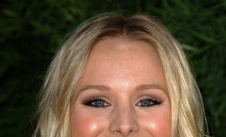 Kristen Bell Loves Gossip Girl Fashion